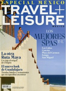 TRAVEL AND LEISURE 2012 - PORTADA